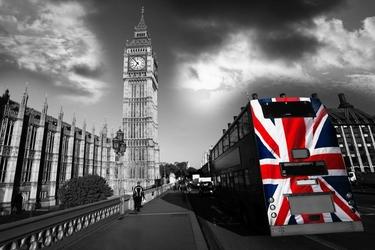 Fototapeta Big Ben 321a