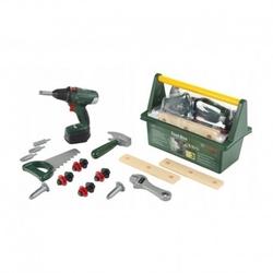 Klein skrzynka z narzędziami bosch wkrętarka dla dzieci