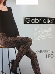 Gabriella 683 Leo Kabarette rajstopy