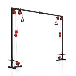 Wyciąg bramowy brama do domowej siłowni mh-w103 - marbo sport