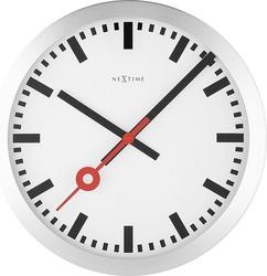 Zegar ścienny station indeks