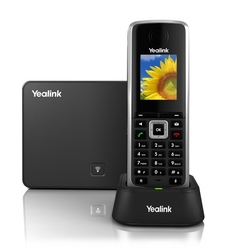 Yealink telefon voip w52p - 5 kont sip dect bezprzewodowy