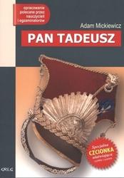 Pan tadeusz oprawa miękka - adam mickiewicz