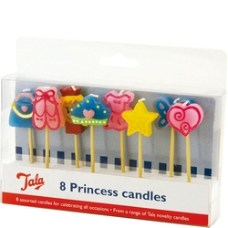 Świeczki na tort princess tala 10a10159