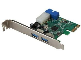 i-tec PCIe Card USB 3.0 SuperSpeed 2xExternal+ 1xInternal 20pin