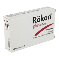 Roekan plus 80 mg filmtabl.