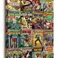 Marvel Iron Man Covers - Obraz na płótnie