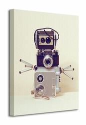 Robot Hands - Obraz na płótnie