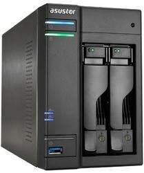 Sieciowy serwer plików nas asustor as6202t - szybka dostawa lub możliwość odbioru w 39 miastach