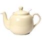 Dzbanek do herbaty z filtrem 1,8 l kremowy london pottery lp-17274150