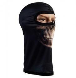 Kominiarka termoaktywna 3d - maska czachy