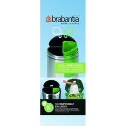 Brabantia - worki na śmieci - rozmiar k – 10l – 10 szt