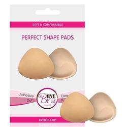 Wkładki do biustonosza - bye bra perfect shape pads nude