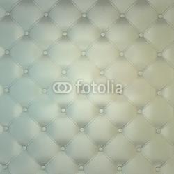 Naklejka samoprzylepna sepia luksusowa, zapinana na guziki biała skóra