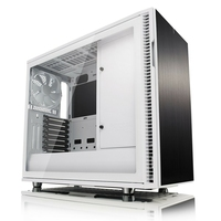 Fractal Design Obudowa Define R6 USB-C White Tempered Glass