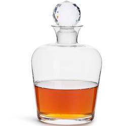 Karafka do whiskey z kryształowym korkiem Sagaform Club SF-5017849