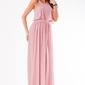 Eva  lola sukienka fiolet 54006-2