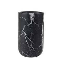 Zuiver :: wazon fajen marmurowy czarny