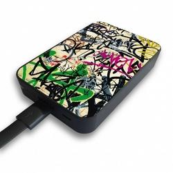SMARTOOOLS Powerbank MC3 Grafitti, 3300mAh