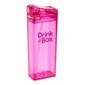 Bidon ze słomką 355 ml, Różowy, In The Box
