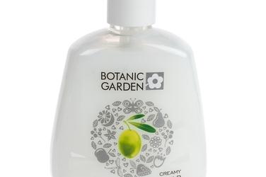 Botanic garden naturalne mydło w płynie o zapachu oliwki 500 ml