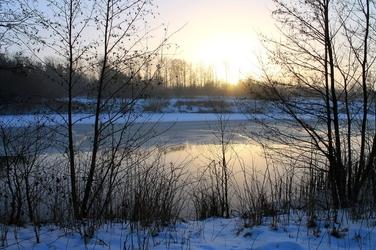 Fototapeta ostatnie promienie zachodzącego słońca fp 1801