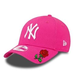 Czapka new era 9forty mlb new york yankees custom rose - 11157578 - rose