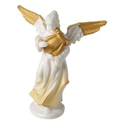 Figurka anioł z harfą Christmas Angel Villeroy  Boch