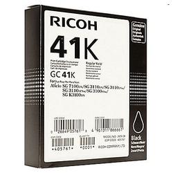 Tusz oryginalny ricoh gc-41k 405761 czarny - darmowa dostawa w 24h