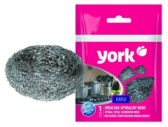 York, mini, druciak spiralny,  1 sztuka