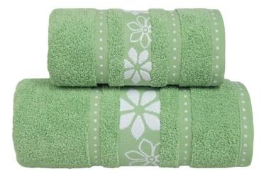 Ręcznik greno margarita zielony - zielony