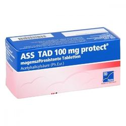 Ass tad 100 mg protect tabl. magensaftr.