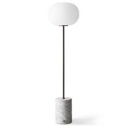 Menu :: lampa podłogowa jwda brązowa z marmurową podstawą wys. 150 cm