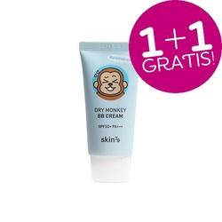 Skin79 zestaw 2szt.  nawilżający krem bb animal bb cream dry monkey spf 50 - moist  beige 2x30ml