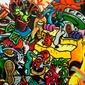 Fototapeta graffiti 621a