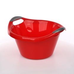 Miska  miednica plastikowa artgos czerwona 10 l