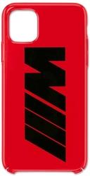 Etui bmw m hard case iphone 11 pro - czerwony