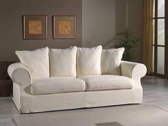 Sofa siena iii w stylu prowansalskim  szer. 242 cm