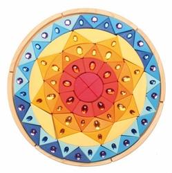 Mandala błyszcząca 3+, Grimms