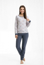 Luna 457 piżama damska