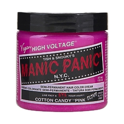 Farba manic panic- high voltage hair cotton candy pink