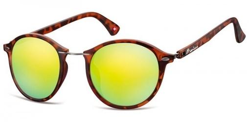 Okragle okulary przeciwsloneczne lustrzanki ms22c