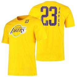Koszulka NBA Los Angeles Lakers Standing Tall Cotton T-Shirt - Lebron James - EK2M1BBTHB01 - Los Angeles Lakers Lebron James