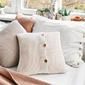 Moyha :: poduszka zen kremowa