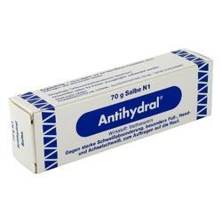 Antihydral maść przeciw poceniu się stóp, dłoni