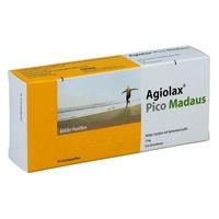 Agiolax pico madaus abführ-pastillen