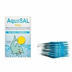 Aquasal baby bezsmakowy x 10 saszetek