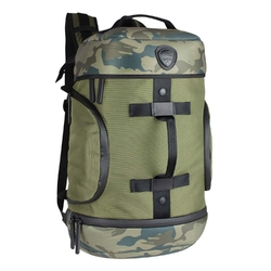 Plecak męski pajar cameron large backpack olive camo - zielony