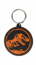Jurassic World: Fallen Kingdom Logo - brelok
