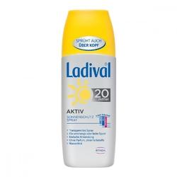 Ladival spray ochronny na słońce spf 20